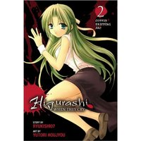 Higurashi When They Cry: Cotton Drifting Arc, Vol. 2