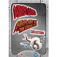 Airplane! & Airplane 2 Double DVD