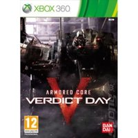 Armored Core Verdict Day Game