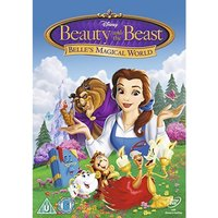 Beauty And The Beast Belle's Magical World DVD