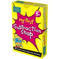 My First Subtraction Snap Card Game