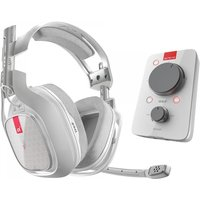 Astro A40 Headset + MixAmp Pro TR White Gaming Headset Xbox One &