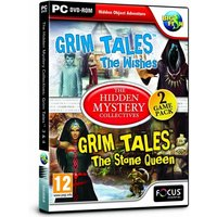 Grim Tales 3 and 4 Double Pack PC Game
