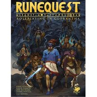 Core Rulebook: RuneQuest RPG Roleplaying in Glorantha