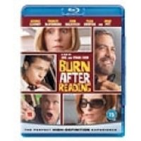 Burn After Reading Blu-ray