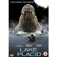 Lake Placid DVD