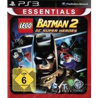 'Lego Batman 2 Dc Superheroes Ps3 Game (essentials)
