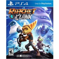 Ratchet & Clank Game PS4 (#)