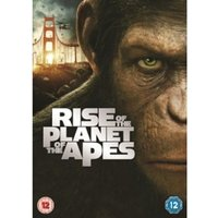'Rise Of The Planet Of The Apes Dvd