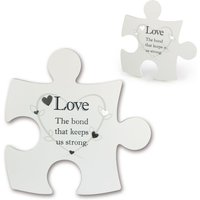 Said with Sentiment Jigsaw Wall Art Love