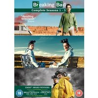 Breaking Bad Season 1-3 DVD
