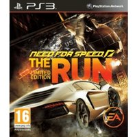 Need For Speed The Run Limited Edition Game