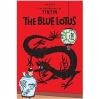 The Blue Lotus by Herge (Paperback, 2002)