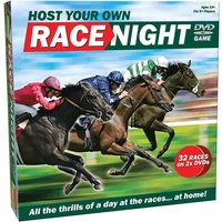 Host Your Own - Race Night DVD Game