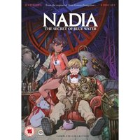 Nadia: Secret Of The Blue Water - Complete Series Collection DVD