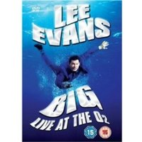 Lee Evans Live At The O2 DVD
