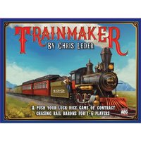 Image of Trainmaker Board Game