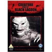 creature From the Back Lagoon