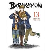 Barakamon Volume 13