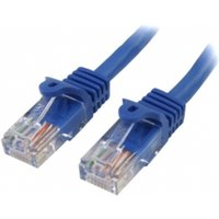 4 ft Cat5e Blue Snagless RJ45 UTP Cat 5e Patch Cable - 4ft Patch Cord