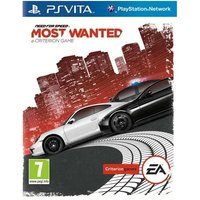 Need for Speed Most Wanted Game [2012] PS Vita