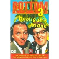 Bottom Live 3: Hooligans Island DVD