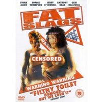 The Fat Slags DVD