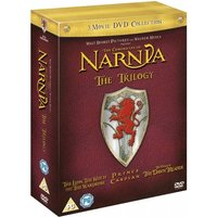 The Chronicles of Narnia Trilogy DVD