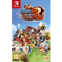 One Piece Unlimited World Red Nintendo Switch Game