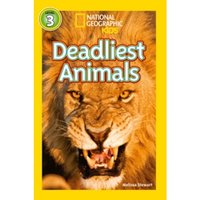 National Geographic Kids Readers: Deadliest Animals