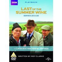 Last of the Summer Wine - Series 25-26 DVD