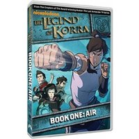 Legend Of Korra: Book One: Air DVD