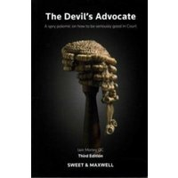 The Devil's Advocate by Iain Morley (Paperback, 2015)