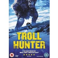 Troll Hunter DVD