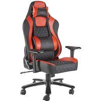 X Rocker Delta XL PC Office Gaming Chair RED