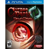 (Damaged Packaging) Corpse Party Blood Drive Everafter Edition PS Vita Game