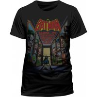 Batman - Villians Men's Small T-Shirt - Black