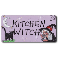Kitchen Witch Smiley Magnet Pack Of 12