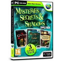 Mysteries Secrets and Shadows Triple Pack Game
