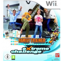 Family Trainer Extreme Challenge (with Mat Controller) Game