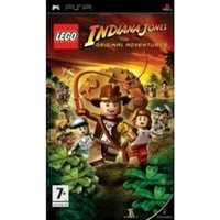 Ex-Display Lego Indiana Jones The Original Adventures Game PSP Used - Like New