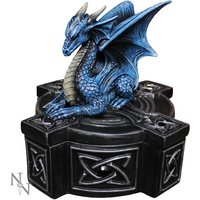 Draco Custos Dragon Statue