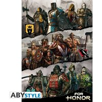 For Honor - Factions Maxi Poster