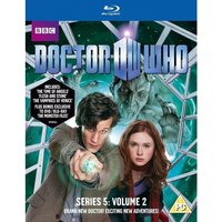 Doctor Who Series 5 Vol. 2 Blu-ray