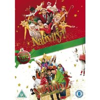 Nativity 1 & 2 Danger In The Manger DVD