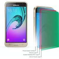 YouSave Accessories Samsung Galaxy J3 Screen Protectors X 5 - Clear