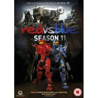Red vs Blue: Season 11 DVD