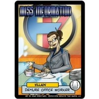 Sentinels of the Multiverse Miss Information Mini Expansion