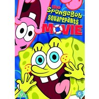 Sponge Bob Squarepants The Movie DVD