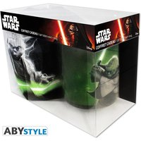 Star Wars - Yoda (X-Large T-Shirt + Mug) Gift Box